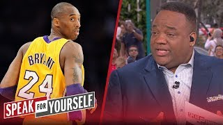 Whitlock remembers Kobe Bryant — An all-star and a family man | SPEAK FOR YOURSELF | LIVE FROM MIAMI
