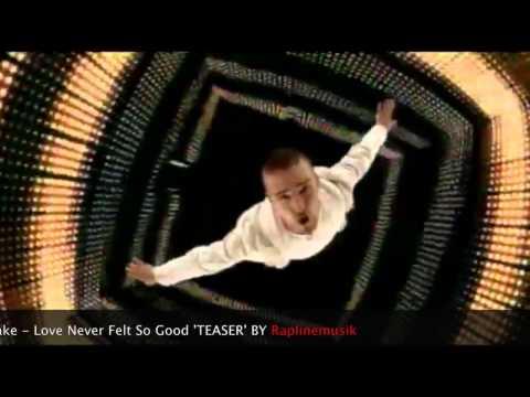 Michael Jackson e Justin Timberlake -  Love Never Felt So Good - legendado