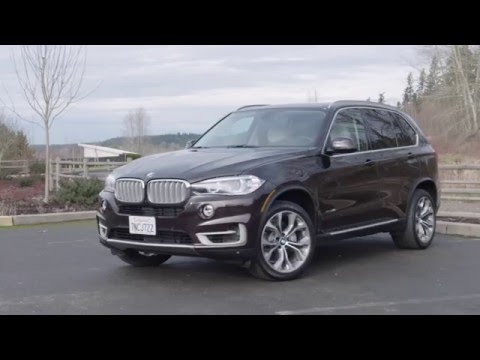 2016 Bmw X5 Xdrive40e Plug In Hybrid Review Autonation
