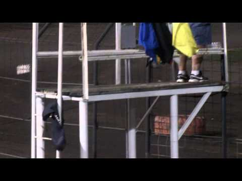 Lee County Speedway Hobby Stock Car A Main pt 2 10/25/2014