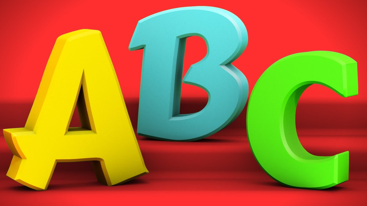 Abc Song Learning Alphabets Nursery Rhymes Kids Baby Tv You