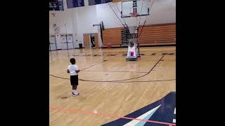 This 4-year-old is going places 😳👏 | #Shorts