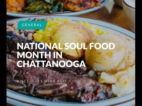Best Soul Food Restaurants in Chattanooga