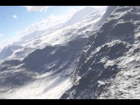 MountainLand - CGI Landscape