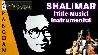 Shalimar Title Music @ PANCHAM show on 13th April 2016