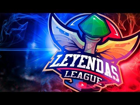 LEYENDAS (Competicion de Creadores) #Leyendas1