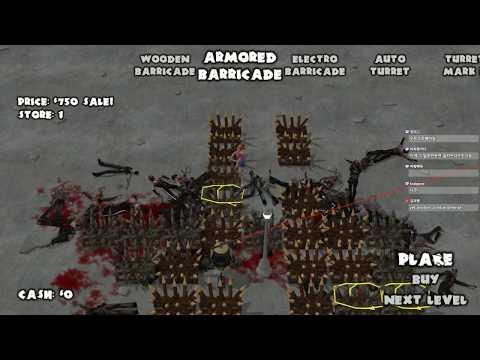[Yep Another Zombie Defense][2] 550원 좀비 디펜스 갓게임, 묘한 중독성있는 게임 (Feat, 형독, 쥐) 2017년 8월 6일