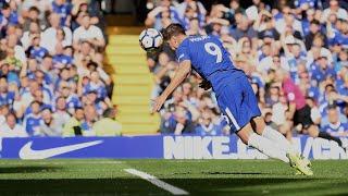 2-0 Morata Goal vs Everton 27/8/17