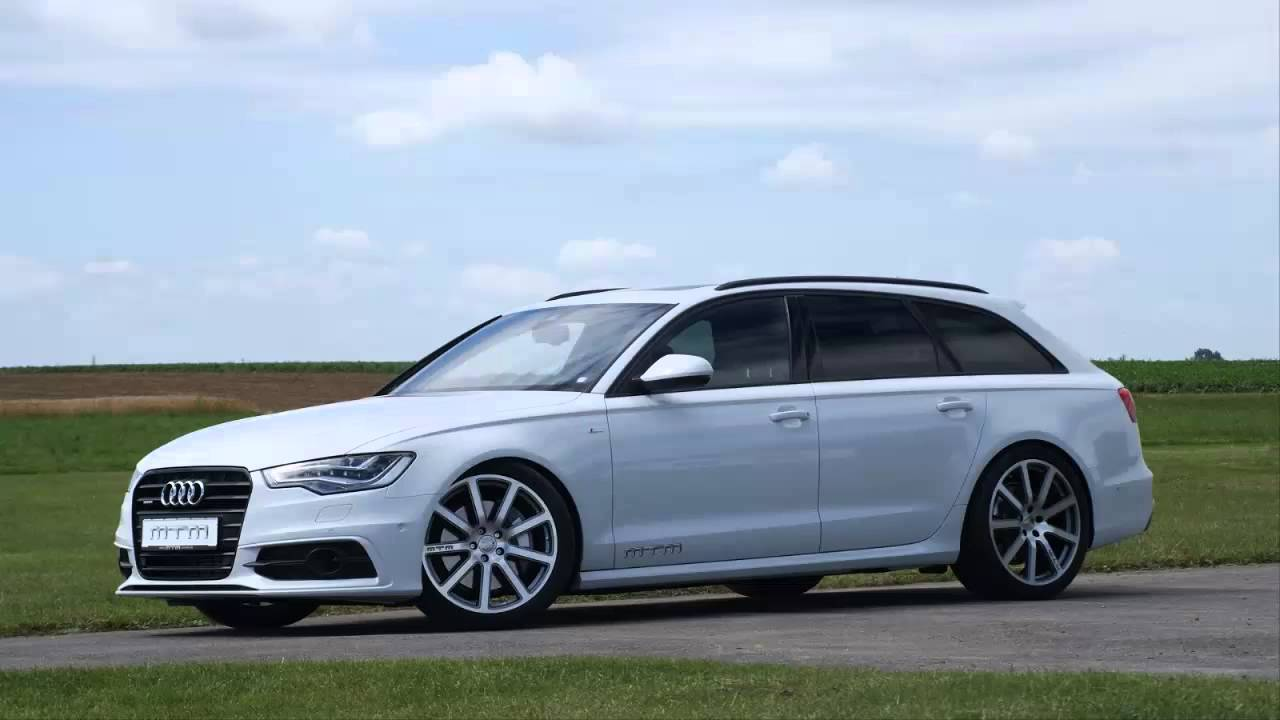 2012 mtm audi a6 avant 3 0 bitdi v6 youtube. Black Bedroom Furniture Sets. Home Design Ideas