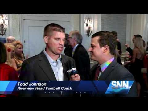 SNN: 2017 Dick Vitale Gala with Todd Johnson