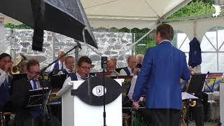 Ostdeutsche Landeshymnen und Deutschlandlied - Schloss Burg 2017