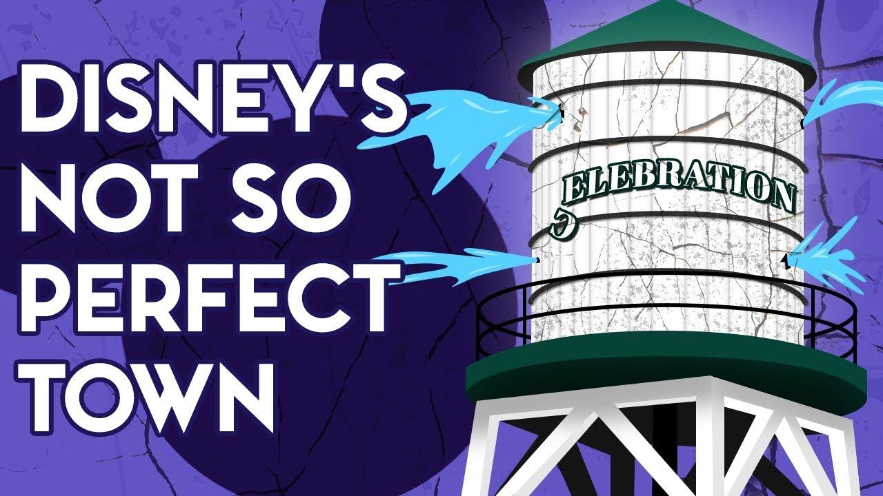 Celebration Florida: Disney's Not So Perfect Town