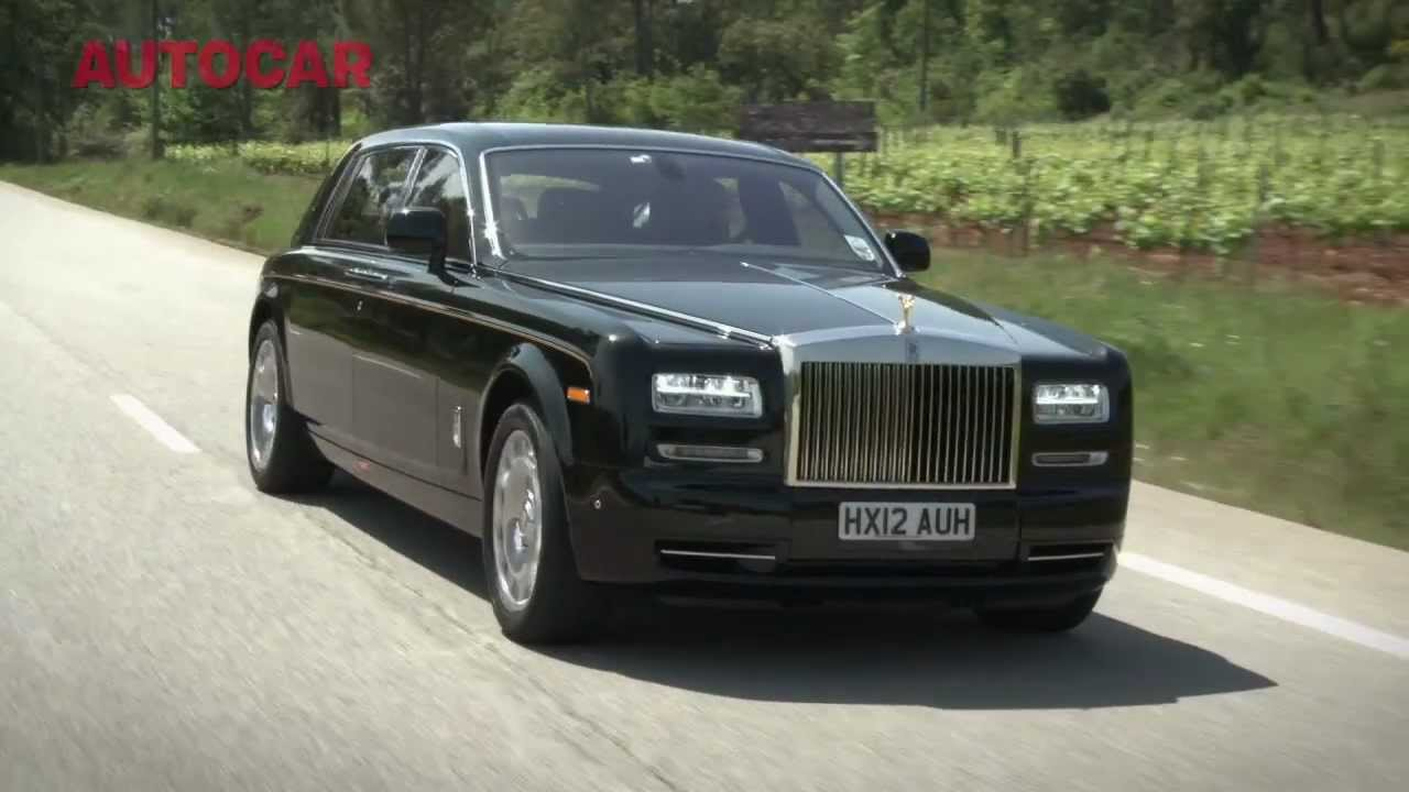 rolls royce phantom video review youtube. Black Bedroom Furniture Sets. Home Design Ideas