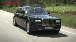 Rolls-Royce Phantom video review - autocar.co.uk