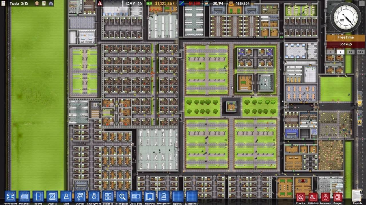 Prison Architect Update 8 V 2 0 Preview Youtube