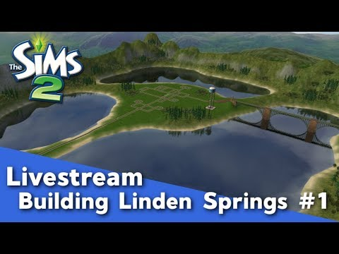 The Sims 2: Let's Build a Custom Neighborhood Livestream (Patron-Only) thumbnail