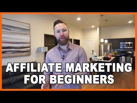Affiliate Marketing For Beginners (OR DUMMIES)