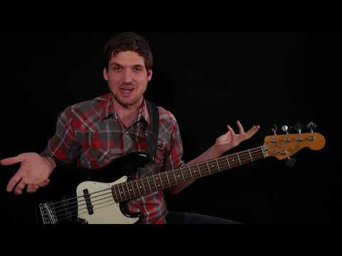 THE BEAST FOR 5-STRING BASS (Advanced Scale Exercise)