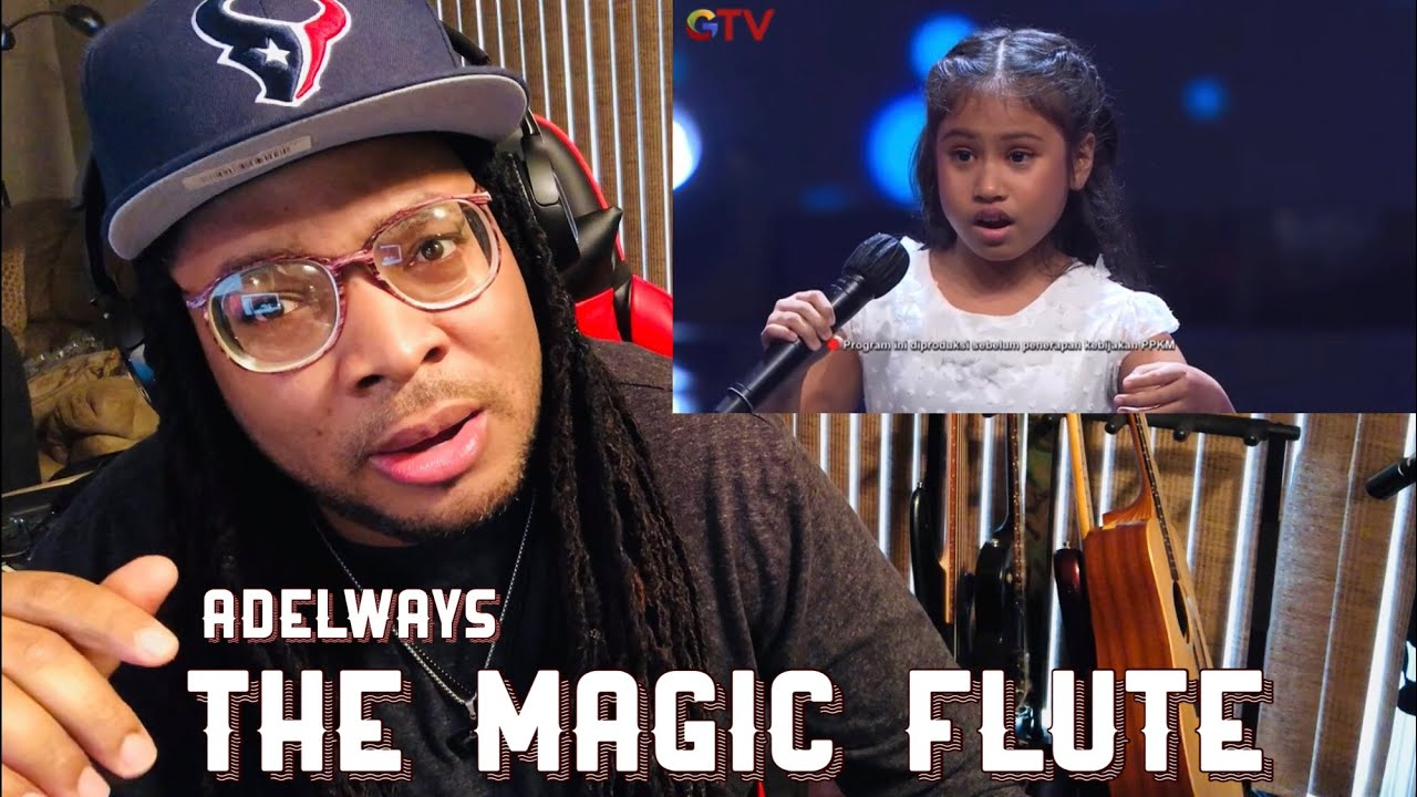 MUSIC PRODUCER REACTS TO - Adelways Lay - The Magic Flute