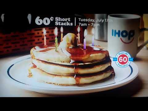 Christie on Pride Radio - Today Only: $0.60 Pancakes At IHOP