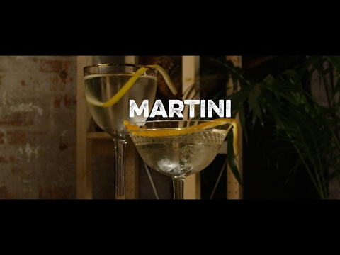 How to Drink: Martini