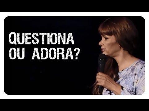 Flordelis-  Questiona ou adora + TESTEMUNHO (DVD FLORDELIS)