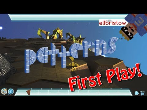 First Play: Patterns by Linden Lab