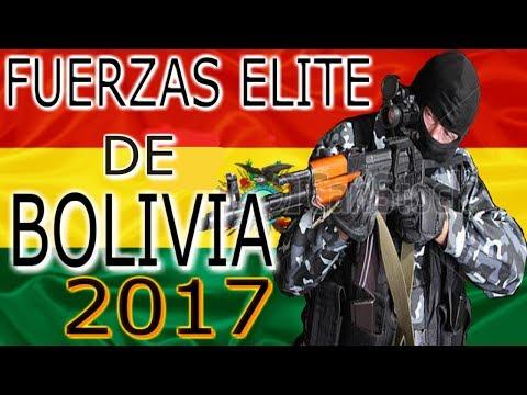FUERZAS ELITE DE BOLIVIA 2017
