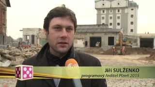 Plzeň v kostce (24.3.-30.3.2014)