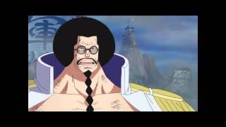 One Piece - La mort de Ace
