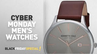 Cyber Monday Kenneth Cole New York Watches : Kenneth Cole New York Men