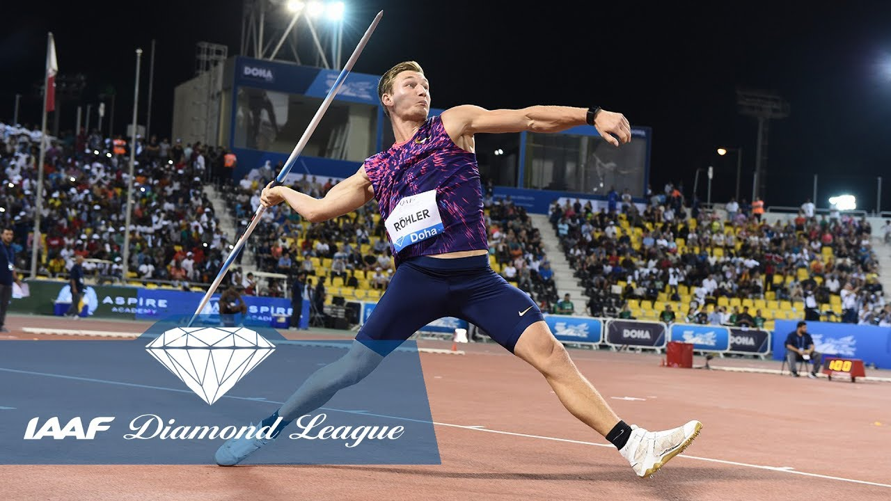 Download The best 90 meter javelin throws from the IAAF Diamond League