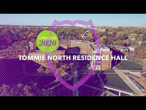 St. Thomas Tommie North Residence Hall Tour