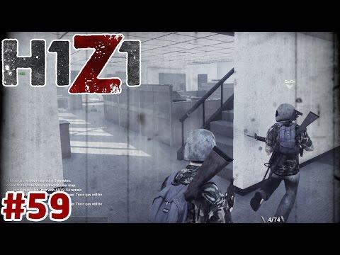 Katliam yaptık I H1Z1 Battle Royale Türkçe I 59. Bölüm
