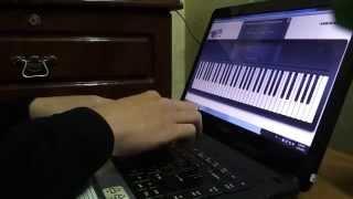 Tong Hua ( Đồng Thoại ) - Virtual Piano COVER
