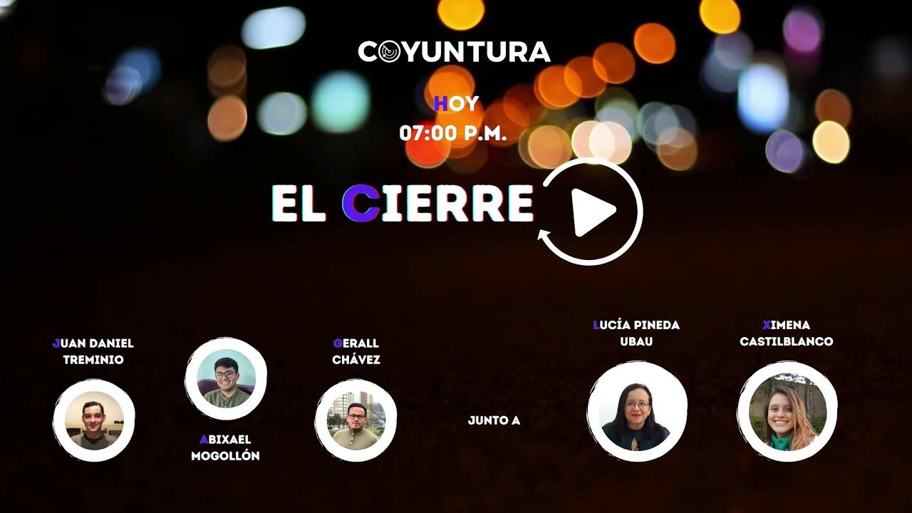 El Cierre   Episodio 002: exilio, periodismo y rehenes electorales en Nicaragua