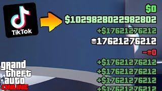 Testing Viral Tiktok GTA 5 Money Glitches #3