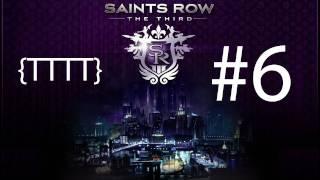 Saints Row The Third - Walkthrough Gameplay - Part 6 [HD] (X360/PS3/PC)