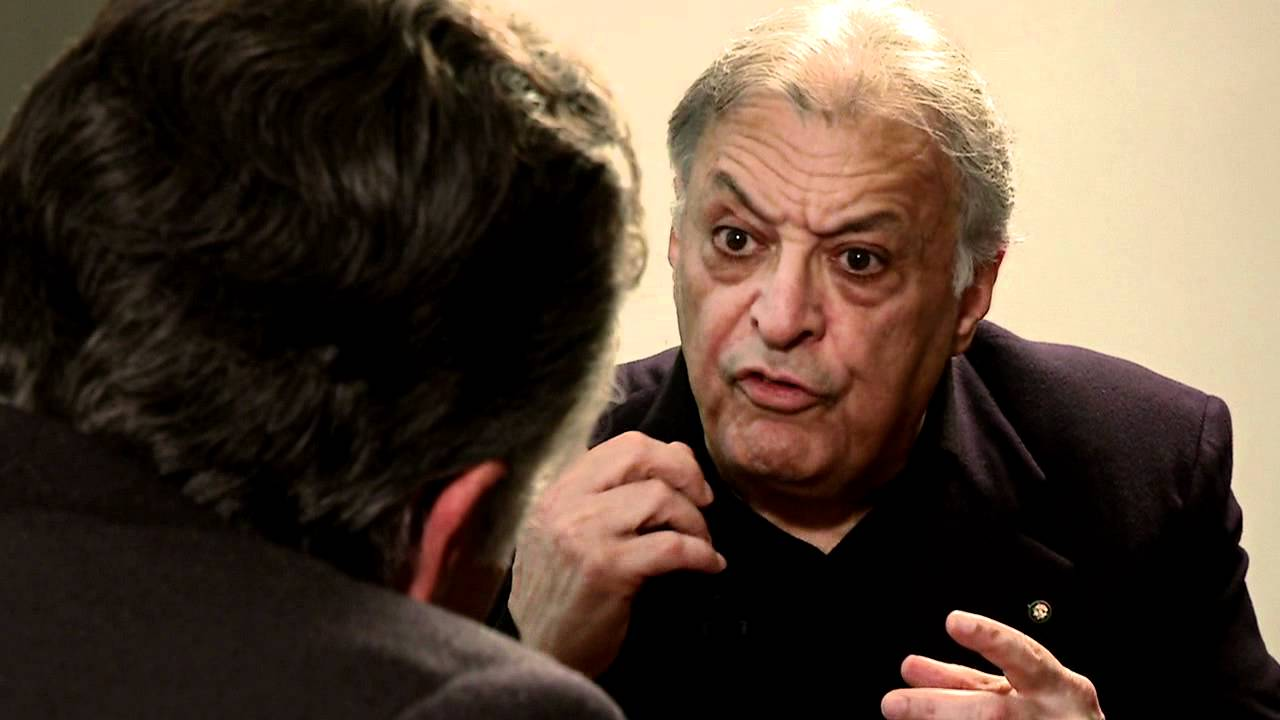 Interview mit Zubin Mehta
