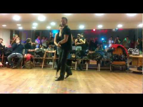 Cours de SALSA : Harold PATURET TOULOUSE - Février 2013