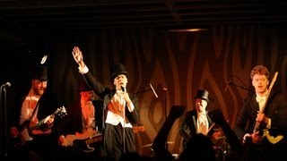 The Hives perform live on KEXP's broadcast from Doug Fir during Mus...