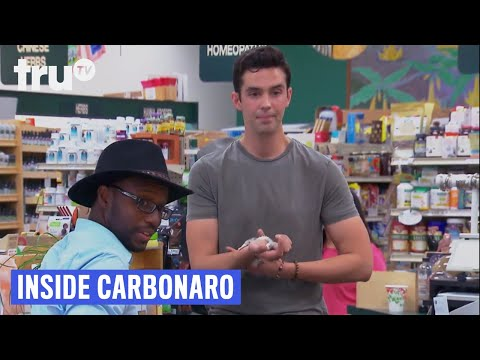The Carbonaro Effect: Inside Carbonaro - First Ever Vegan Animal | TruTV