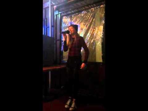 Allie Karaoke at Pippa's