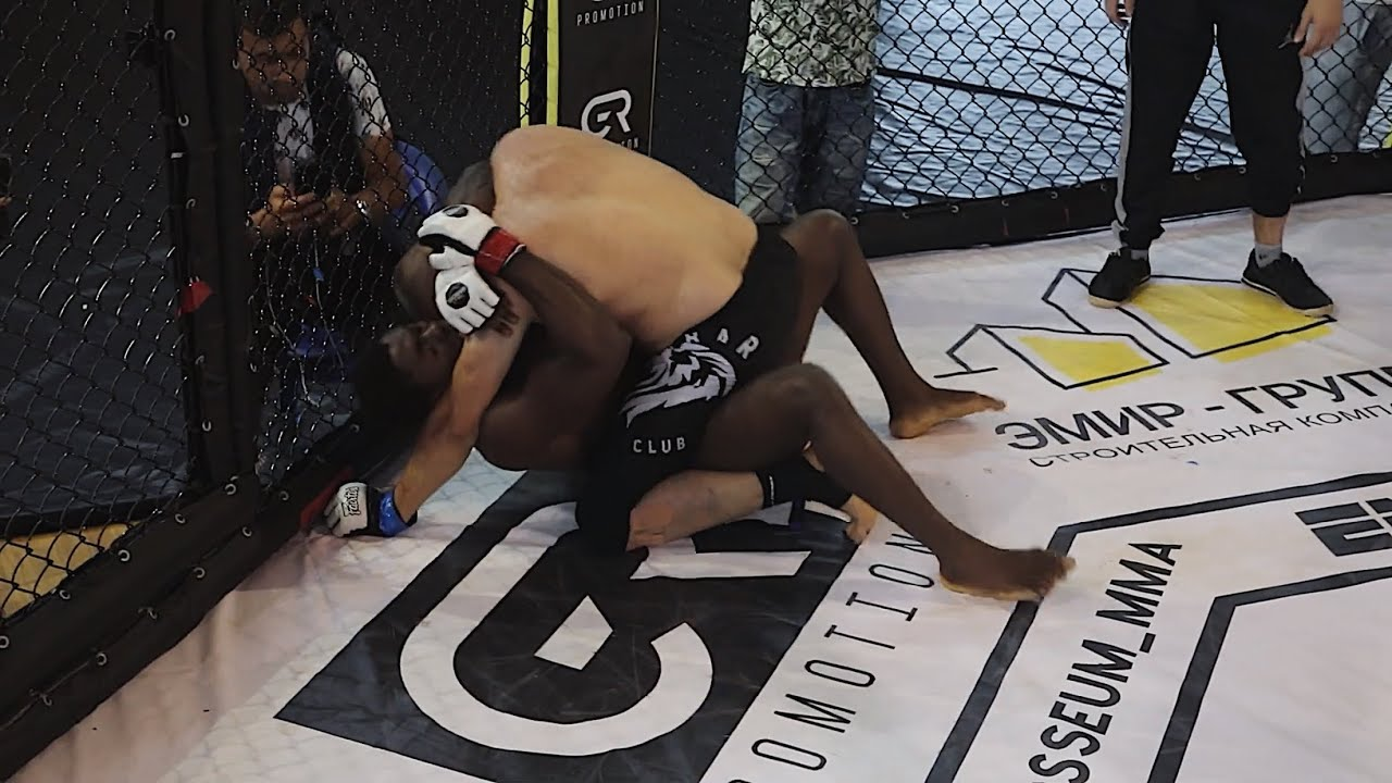Бехруз Курбонов (Таджикистан) vs. Саха Усман (Камерун) | 93 кг