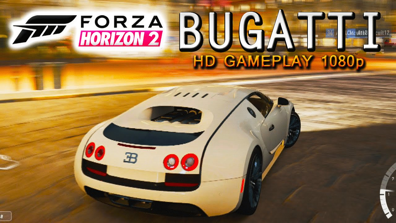 forza horizon 2 bugatti veyron super sport 267mph speed run hd 1080p xbox one youtube. Black Bedroom Furniture Sets. Home Design Ideas