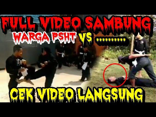 FULL VIDEO SAMBUNG (WARGA VS SISWA , SISWA VS SISWA)