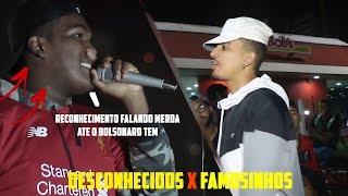 Download lagu MCS DESCONHECIDOS BATENDO EM FAMOSINHOS