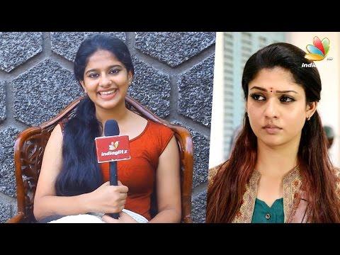I am the original Nayanthara - Baby Nayanthara | baby Nayanthara Interview