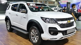 Chevrolet Trailblazer 2017 รุ่น 2.5L VGT 4x4 AT LTZ