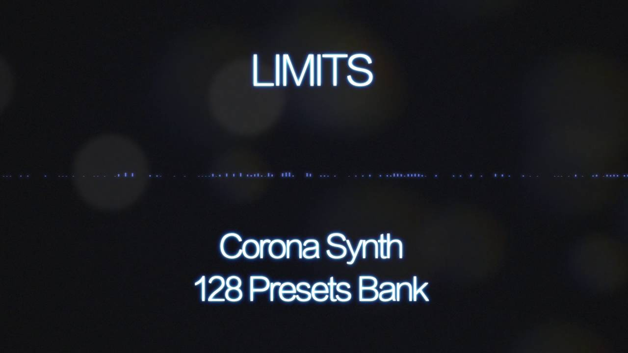 Limits — 128 Presets Bank Add On for Corona Synth